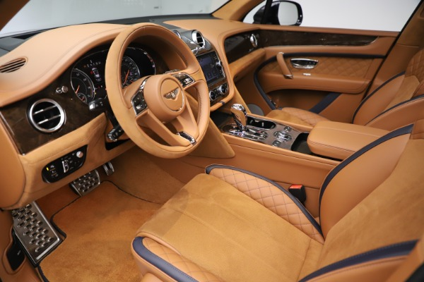 New 2020 Bentley Bentayga Speed for sale Sold at Aston Martin of Greenwich in Greenwich CT 06830 18