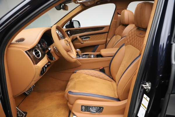 New 2020 Bentley Bentayga Speed for sale Sold at Aston Martin of Greenwich in Greenwich CT 06830 19