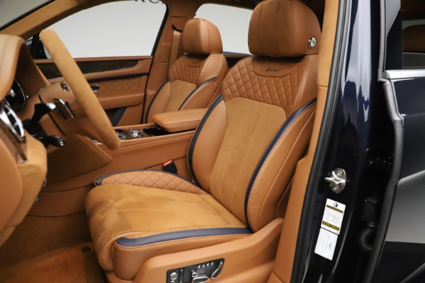 New 2020 Bentley Bentayga Speed for sale Sold at Aston Martin of Greenwich in Greenwich CT 06830 20