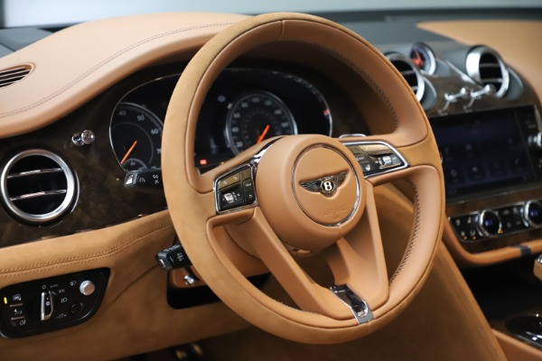 New 2020 Bentley Bentayga Speed for sale Sold at Aston Martin of Greenwich in Greenwich CT 06830 22