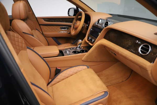 New 2020 Bentley Bentayga Speed for sale Sold at Aston Martin of Greenwich in Greenwich CT 06830 28