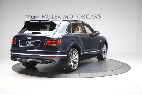 New 2020 Bentley Bentayga Speed for sale Sold at Aston Martin of Greenwich in Greenwich CT 06830 7
