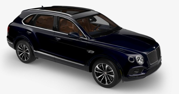New 2020 Bentley Bentayga V8 for sale Sold at Aston Martin of Greenwich in Greenwich CT 06830 5