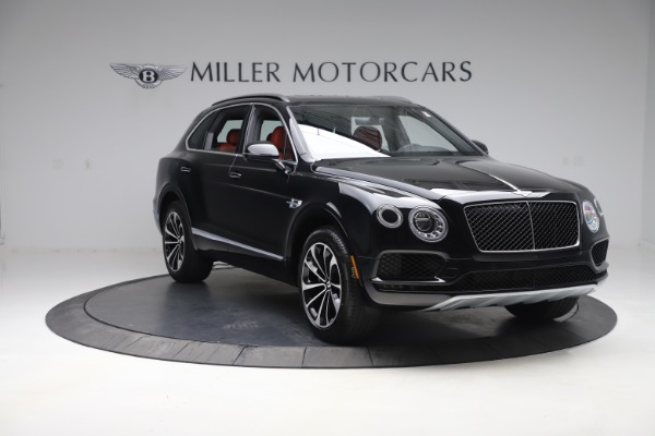 New 2020 Bentley Bentayga V8 for sale $181,250 at Aston Martin of Greenwich in Greenwich CT 06830 11