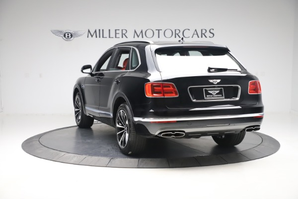 New 2020 Bentley Bentayga V8 for sale $181,250 at Aston Martin of Greenwich in Greenwich CT 06830 5