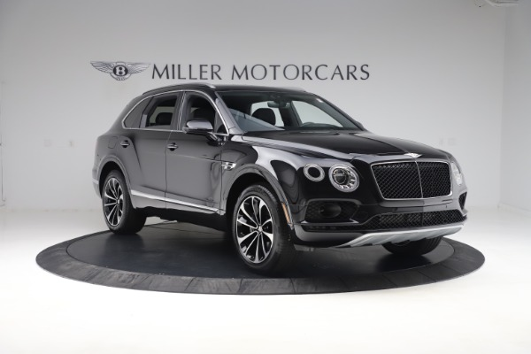 New 2020 Bentley Bentayga V8 for sale Sold at Aston Martin of Greenwich in Greenwich CT 06830 11