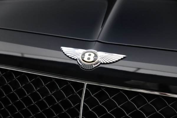 New 2020 Bentley Bentayga V8 for sale Sold at Aston Martin of Greenwich in Greenwich CT 06830 13