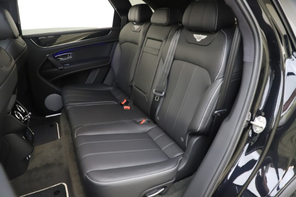 New 2020 Bentley Bentayga V8 for sale Sold at Aston Martin of Greenwich in Greenwich CT 06830 22