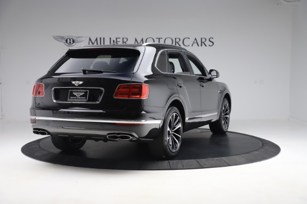New 2020 Bentley Bentayga V8 for sale Sold at Aston Martin of Greenwich in Greenwich CT 06830 7