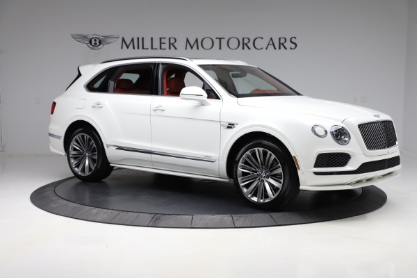 New 2020 Bentley Bentayga Speed for sale $244,145 at Aston Martin of Greenwich in Greenwich CT 06830 10