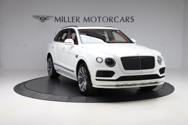 New 2020 Bentley Bentayga Speed for sale $244,145 at Aston Martin of Greenwich in Greenwich CT 06830 11