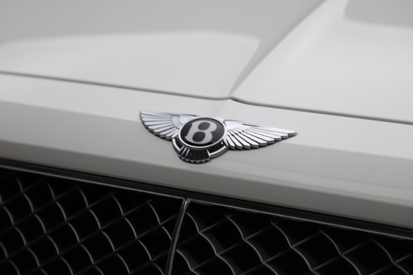 New 2020 Bentley Bentayga Speed for sale $244,145 at Aston Martin of Greenwich in Greenwich CT 06830 14