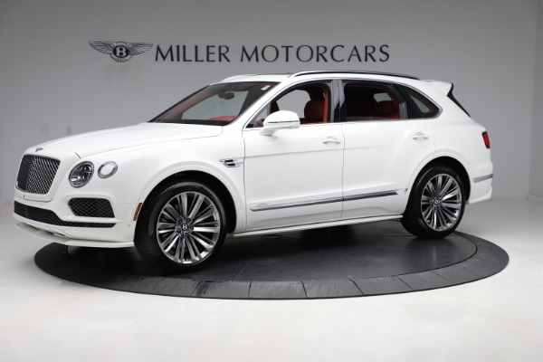 New 2020 Bentley Bentayga Speed for sale $244,145 at Aston Martin of Greenwich in Greenwich CT 06830 2