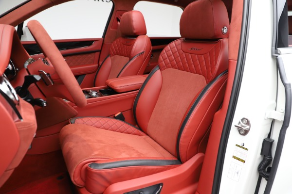 New 2020 Bentley Bentayga Speed for sale $244,145 at Aston Martin of Greenwich in Greenwich CT 06830 21