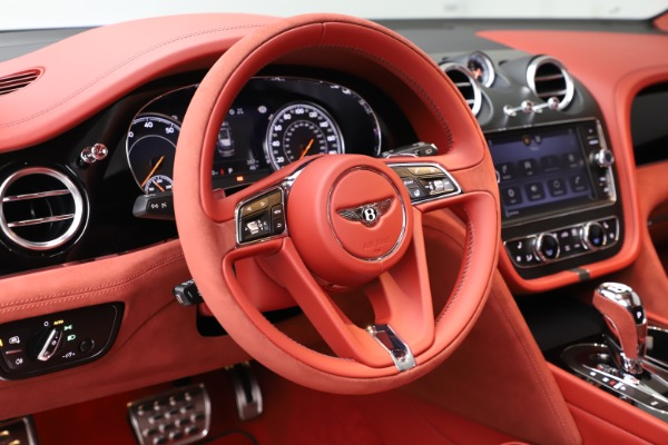 New 2020 Bentley Bentayga Speed for sale $244,145 at Aston Martin of Greenwich in Greenwich CT 06830 23