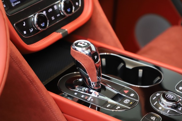 New 2020 Bentley Bentayga Speed for sale $244,145 at Aston Martin of Greenwich in Greenwich CT 06830 24