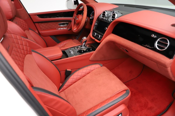 New 2020 Bentley Bentayga Speed for sale $244,145 at Aston Martin of Greenwich in Greenwich CT 06830 28