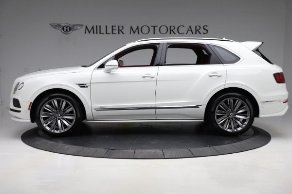 New 2020 Bentley Bentayga Speed for sale $244,145 at Aston Martin of Greenwich in Greenwich CT 06830 3