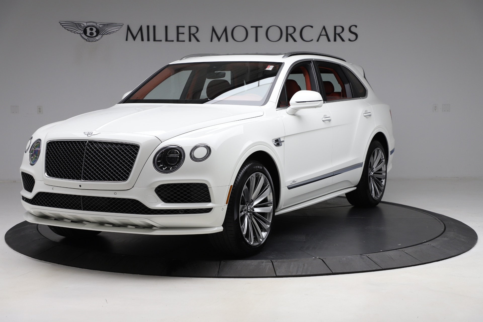 New 2020 Bentley Bentayga Speed for sale $244,145 at Aston Martin of Greenwich in Greenwich CT 06830 1