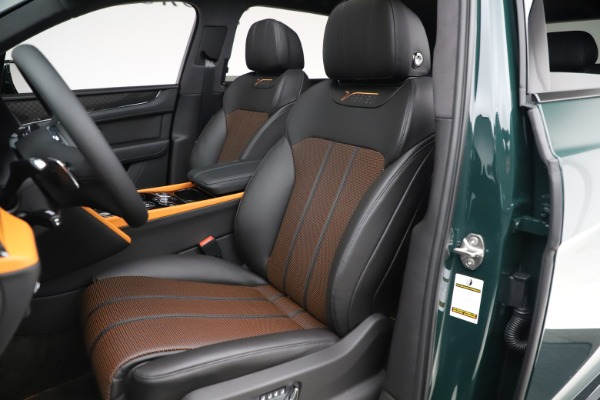 New 2020 Bentley Bentayga V8 Design Series for sale Sold at Aston Martin of Greenwich in Greenwich CT 06830 20