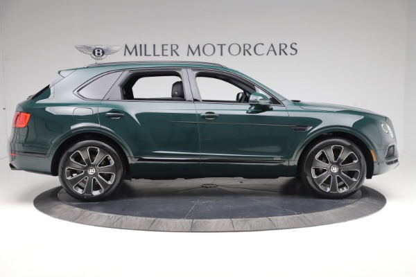 New 2020 Bentley Bentayga V8 Design Series for sale Sold at Aston Martin of Greenwich in Greenwich CT 06830 9