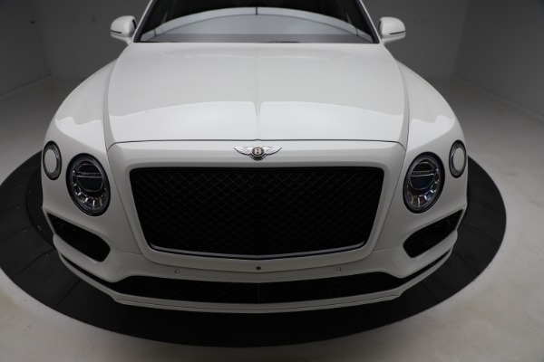 New 2020 Bentley Bentayga V8 Design Series for sale $216,860 at Aston Martin of Greenwich in Greenwich CT 06830 14