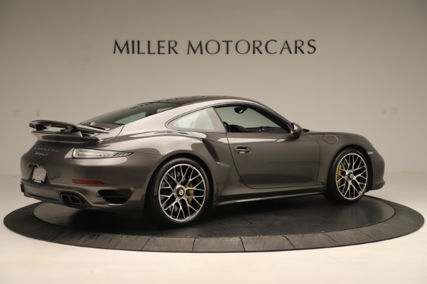 Used 2015 Porsche 911 Turbo S for sale Sold at Aston Martin of Greenwich in Greenwich CT 06830 8