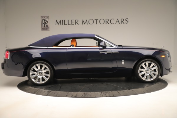 Used 2016 Rolls-Royce Dawn for sale Sold at Aston Martin of Greenwich in Greenwich CT 06830 14