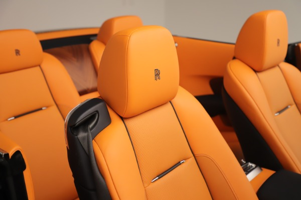 Used 2016 Rolls-Royce Dawn for sale Sold at Aston Martin of Greenwich in Greenwich CT 06830 19
