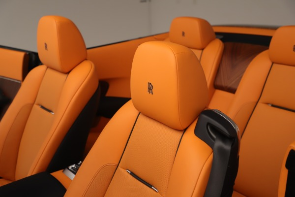 Used 2016 Rolls-Royce Dawn for sale Sold at Aston Martin of Greenwich in Greenwich CT 06830 20