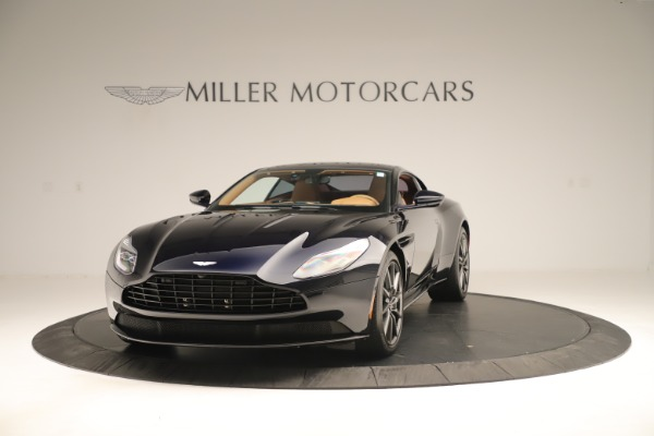 Used 2017 Aston Martin DB11 Launch Edition for sale Sold at Aston Martin of Greenwich in Greenwich CT 06830 11