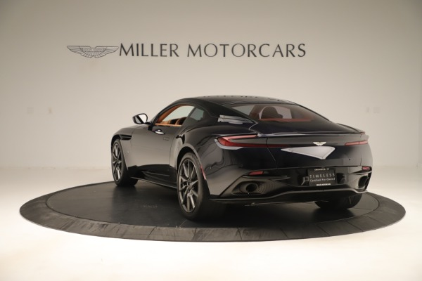 Used 2017 Aston Martin DB11 Launch Edition for sale Sold at Aston Martin of Greenwich in Greenwich CT 06830 4