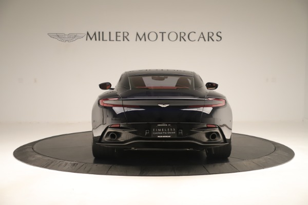 Used 2017 Aston Martin DB11 Launch Edition for sale Sold at Aston Martin of Greenwich in Greenwich CT 06830 5
