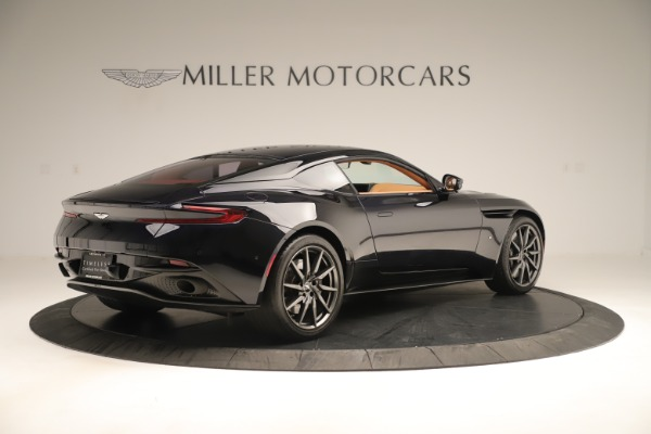 Used 2017 Aston Martin DB11 Launch Edition for sale Sold at Aston Martin of Greenwich in Greenwich CT 06830 7