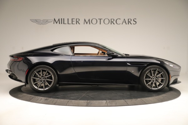 Used 2017 Aston Martin DB11 Launch Edition for sale Sold at Aston Martin of Greenwich in Greenwich CT 06830 8