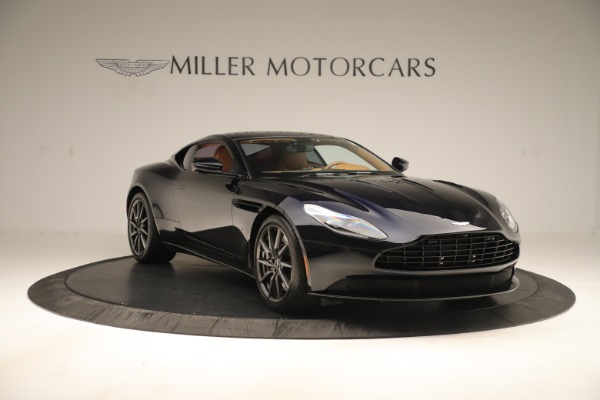 Used 2017 Aston Martin DB11 Launch Edition for sale Sold at Aston Martin of Greenwich in Greenwich CT 06830 9