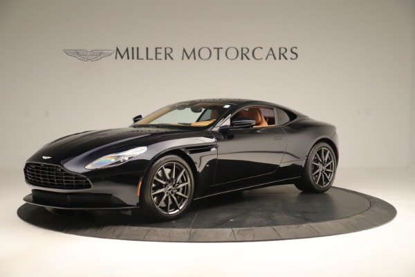 Used 2017 Aston Martin DB11 Launch Edition for sale Sold at Aston Martin of Greenwich in Greenwich CT 06830 1