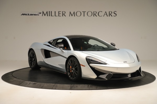 Used 2016 McLaren 570S Coupe for sale $151,900 at Aston Martin of Greenwich in Greenwich CT 06830 10