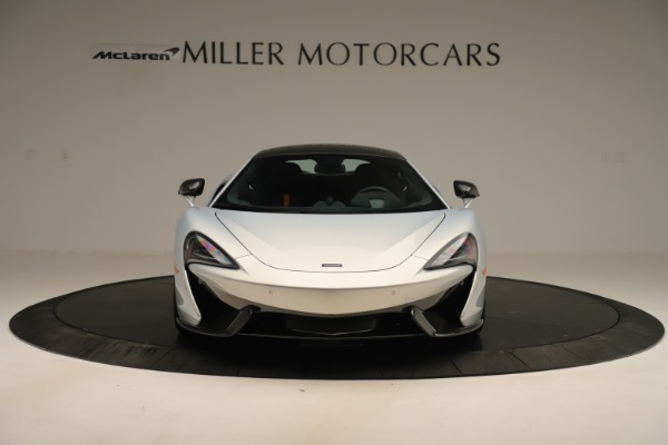 Used 2016 McLaren 570S Coupe for sale $151,900 at Aston Martin of Greenwich in Greenwich CT 06830 11
