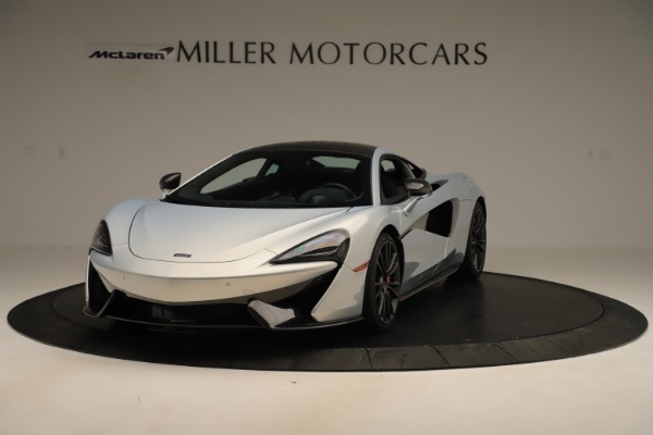 Used 2016 McLaren 570S Coupe for sale $151,900 at Aston Martin of Greenwich in Greenwich CT 06830 12