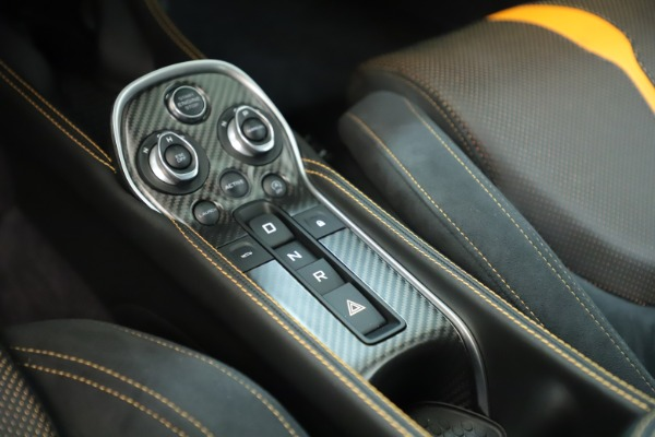 Used 2016 McLaren 570S Coupe for sale Call for price at Aston Martin of Greenwich in Greenwich CT 06830 21
