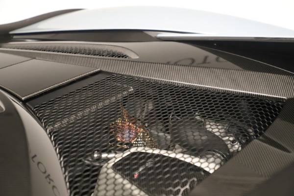 Used 2016 McLaren 570S Coupe for sale Call for price at Aston Martin of Greenwich in Greenwich CT 06830 26