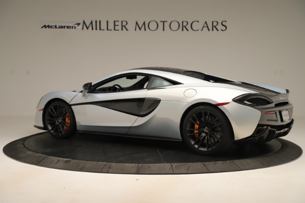 Used 2016 McLaren 570S Coupe for sale $151,900 at Aston Martin of Greenwich in Greenwich CT 06830 3