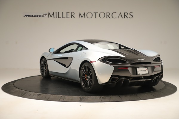 Used 2016 McLaren 570S Coupe for sale $151,900 at Aston Martin of Greenwich in Greenwich CT 06830 4