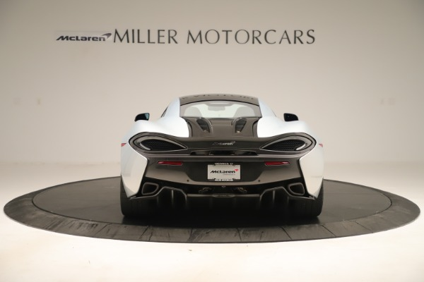 Used 2016 McLaren 570S Coupe for sale Call for price at Aston Martin of Greenwich in Greenwich CT 06830 5