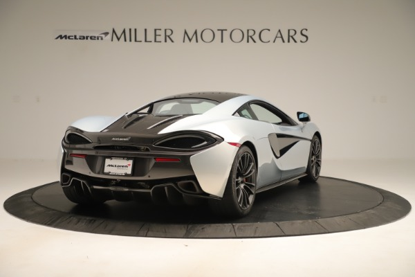 Used 2016 McLaren 570S Coupe for sale $151,900 at Aston Martin of Greenwich in Greenwich CT 06830 6