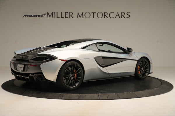 Used 2016 McLaren 570S Coupe for sale Call for price at Aston Martin of Greenwich in Greenwich CT 06830 7
