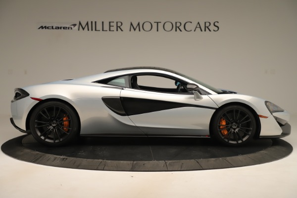 Used 2016 McLaren 570S Coupe for sale $151,900 at Aston Martin of Greenwich in Greenwich CT 06830 8