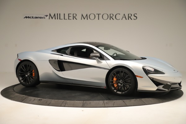 Used 2016 McLaren 570S Coupe for sale $151,900 at Aston Martin of Greenwich in Greenwich CT 06830 9