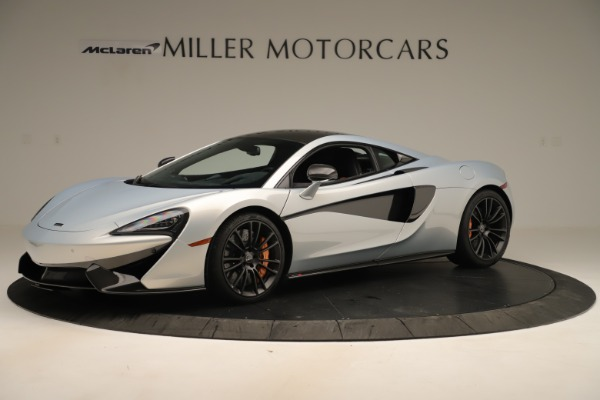 Used 2016 McLaren 570S Coupe for sale $151,900 at Aston Martin of Greenwich in Greenwich CT 06830 1